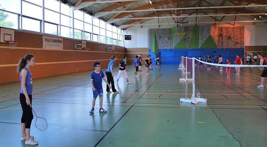 Le sport à Achères