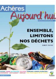 Achères Aujourd'hui n°112 / Novembre 2020