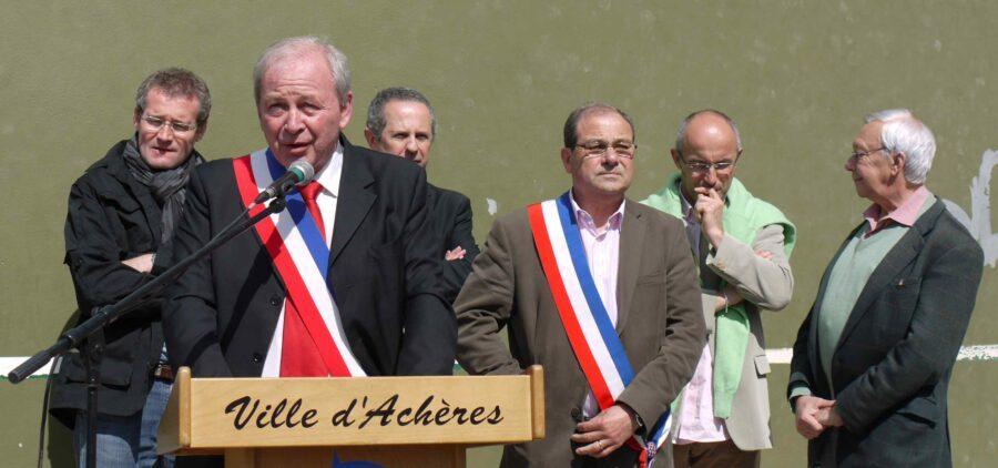 Hommage à Alain Outreman