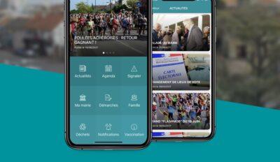 Téléchargez la nouvelle appli mobile de votre ville !