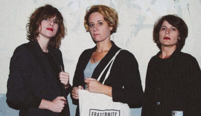 Le SAX // Carte Blanche au Label FRACA !!!